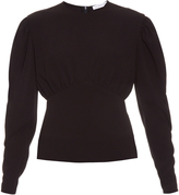 J.W.Anderson Puff-sleeved blouse