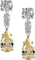 Kenneth Jay Lane CZ BY Earrings