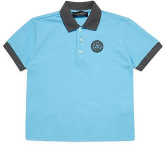 Versace Kids Medusa Polo Shirt (4-14 Years)