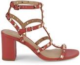 Ash Sublime Studded Leather Sandals