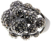Ariella Collection Circular Pave Ring