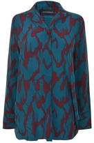 By Malene Birger Alya Printed Shirt