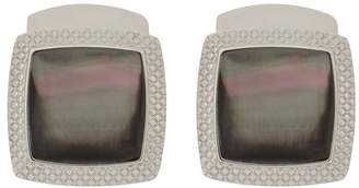 Tateossian engraved cufflinks