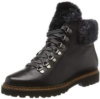 Sioux Women's Verica-Wf Chukka Boots, Schwarz