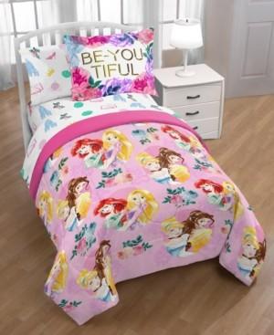 Disney Princess Princess Sassy Twin Bed in a Bag Bedding