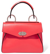 Proenza Schouler Hava Small Leather Tote - Papaya