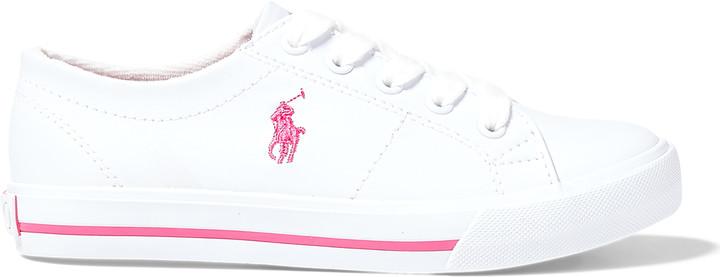 Ralph Lauren Scholar Canvas Sneaker