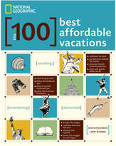 Penguin Random House 100 Best Affordable Vacations By Jane Woolridge