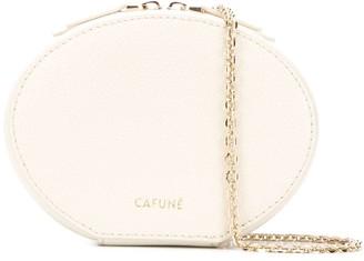Cafune Egg oval mini cross-body bag