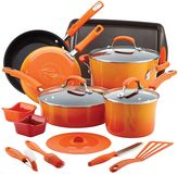 Rachael Ray 16-pc. Nonstick Aluminum Cookware Set