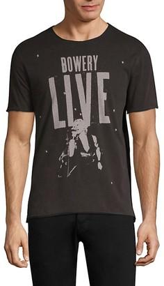 John Varvatos Bowery Live Graphic Tee