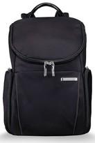 Briggs & Riley Men's Sympatico Nylon Backpack - Black