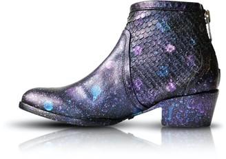 Bala Di Gala Fika Splash Ankle Boots