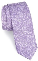 The Tie Bar Men's Bracken Blossom Silk Tie
