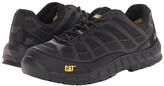 Caterpillar Streamline CompToe (Black) Men's Work Boots