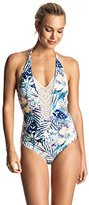 Roxy Women's Sea Lovers One Piece Swimsuit