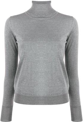 Nuur turtleneck slim-fit jumper