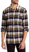 Quiksilver Long Sleeve Corduroy Shirt