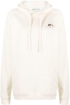 Fiorucci Icon Angels drawstring hoodie