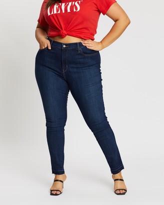 Levi's Curve Hi-Rise Skinny Jeans