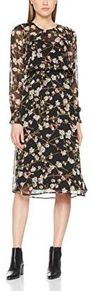 Warehouse Women's Sweet Pea Print Dress