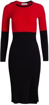 Bailey 44 Lenna Colorblock Sweater Dress