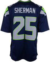 Nike Men's Richard Sherman Seattle Seahawks Limited Jersey