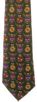 Chanel CC Silk Tie