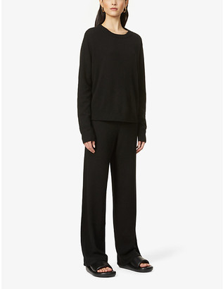 Reformation Relaxed-fit recycled cashmere-blend jumper