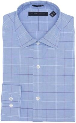 Tommy Hilfiger Plaid Print Slim Fit Shirt