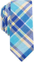 Original Penguin Men's Waldis Plaid Skinny Tie
