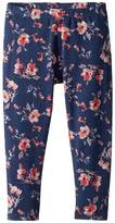 Splendid Littles Floral Print Leggings Girl's Casual Pants