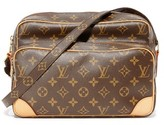 What Goes Around Comes Around Louis Vuitton Monogram Nile Messenger (Previously Owned)