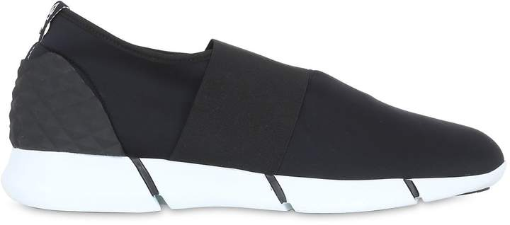 Elena Iachi 20mm Neoprene Slip-On Sneakers