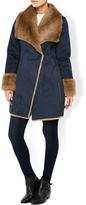 Monsoon Lena Long Coat