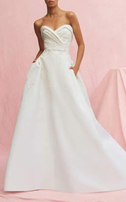 Carolina Herrera Musette Gown