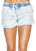 Swell Light Denim Beach Short