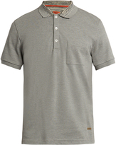 Missoni Patch-pocket short-sleeved polo shirt
