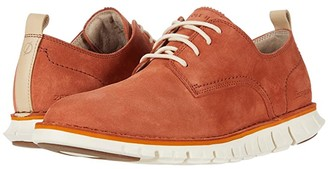 Cole Haan Zerogrand Stitchout Oxford (Hawaiian Sunset/Ivory) Men's Plain Toe Shoes