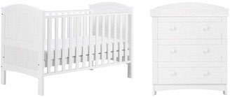 East Coast Nursery Alby Roomset (Cotbed & Dresser)