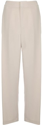 Co Wide Leg High Waisted Trousers