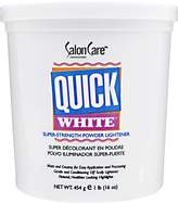 Salon Care Quick White Powder Lightener