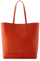 Ralph Lauren Modern Leather Tote Bag, Dark Orange