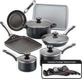 Farberware 17-Pc. Non-Stick Cookware Set