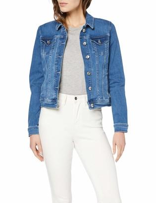 More & More Women's Jeansjacke Jacket