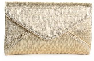 Townsend Lulu Textured Envelope Clutch