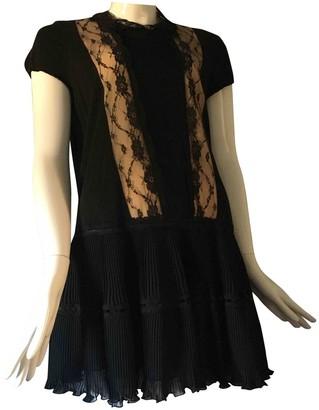 Manoush Black Lace Dresses