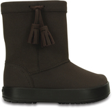 Crocs Espresso LodgePoint Boot - Toddler & Kids