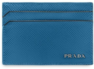 Prada Money Clip Card Holder
