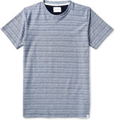 Norse Projects - Niels Slim-fit Striped Cotton-jersey T-shirt